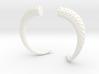 Octopus Earrings 2013 3d printed