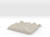 Terrafab generated model Fri Nov 01 2013 15:56:09  3d printed