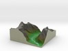 Terrafab generated model Fri Nov 01 2013 15:59:55  3d printed