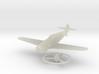 1/144  Messerschmitt BF-109F 3d printed