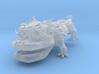 Dragon Dog v01 6cm 3d printed