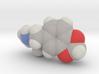 Mdma molecule (x40,000,000, 1A = 4mm) 3d printed