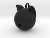 Kitten Pendant 3d printed
