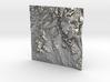 3'' Sedona Terrain Model, Arizona, USA 3d printed