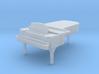 1:48 Concert Grand Piano 3d printed