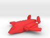 ''Vulture'' Assault Fighter 6mm 3d printed