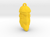 Kakuna Keychain 3d printed