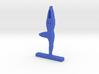 Yoga Pose ( Vakrasana ) 3d printed