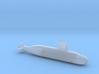 1/700 Zwaardvis / Hai Lung Class Submarine 3d printed