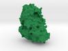 Ricin Toxin 3d printed