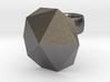 Ico diamond ring 3d printed