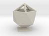 Icosahedron Pencil Cup 3d printed