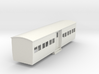 009 colonial modern commuter coach  3d printed