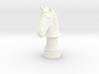 Wild Horse (Round Base) 3d printed