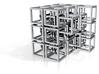 interlocking fusion cubes 2 3d printed