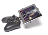 Xbox One controller & Acer Iconia Tab A700 3d printed Side View - Black Xbox One controller with a n7 and Black UtorCase