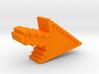 Pixel Click Pendant - Earring 3d printed pendant