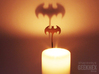 Batman 1992 - Spotlight Candle Attachment 3d printed