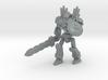 Mayan Doom Bot #2 3d printed