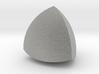 Reuleaux Tetrahedron solid 3d printed