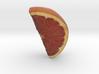 The Grapefruit-Quarter 3d printed