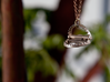 Bear Trap Necklace 3d printed Stainless
