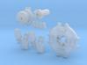 AT_AT_foot_all_parts 3d printed