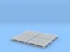 1:87 Chemie Palette CP1 4er Set 3d printed