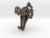 dragon wall hook 3d printed dragon wall hook - render in steel