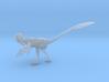 1:12 Scale Velociraptor  (Preening) 3d printed