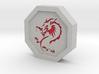 Dragon Talisman 3d printed