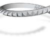 Cal Pal Stud Bracelet 3d printed