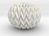 Miura Ball / sphere Decor Lite  3d printed