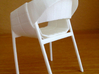1:12 Chair Swiss Design   3d printed unpainted