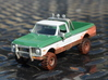 36in Ground Hawg Set 1-64 Scale 3d printed Tires Only, Truck Not Included