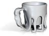 Molten Cup (v1) 3d printed