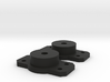 Tall Bolster for Walthers 2 axle trucks 3d printed