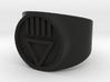 Black Death GL Ver 2 Ring Sz 5 3d printed