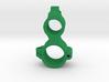 Steadicam for Feiyu Tech G3 on the Mountain bike 3d printed