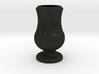 Flower Vase_11 3d printed
