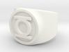 Orig Hal GL Ring Sz 7 3d printed
