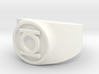 Original Hal GL Ring Sz 13 3d printed