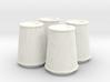 1/8 K&N Cone Style Air Filters TDR 5167 3d printed