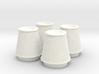 1/8 K&N Cone Style Air Filters TDR 5113 3d printed