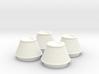 1/12 K&N Cone Style Air Filters TDR 4600 3d printed