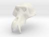 Monkey Skull - Trial 1  3d printed