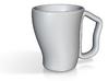 Wavy Mug 3d printed