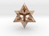 Star Tetrahedron pendant #Silver 3d printed