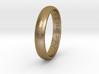 Initials Ring 3d printed
