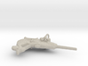 Carousel Narwhal Pendant 3d printed